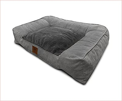 American Kennel club memory foam sofa pet bed for dogs