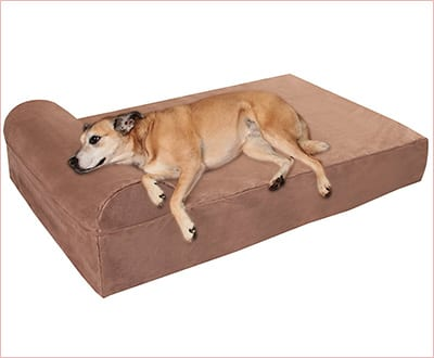 Big Barker 7 inchi pillow top orthopedic dog bed