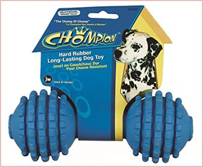 JW Pet company chompion dog toy heavyweight
