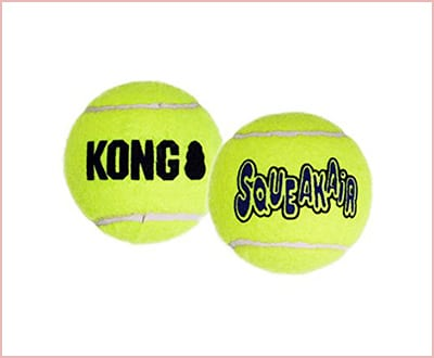 KONG Air dog squeakair dog toy tennis balls
