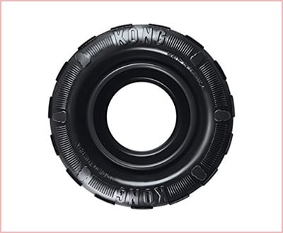 KONG tires extreme dog toy large size