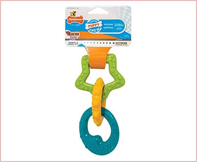 Nylabone ring bone small size