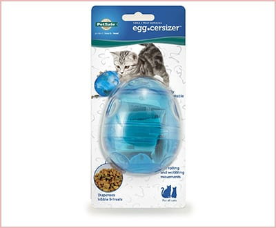 PetSafe FUNKitty egg cersizer food dispenser
