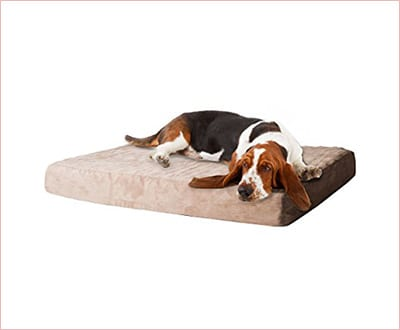 Petmaker PAW memory foam dog bed