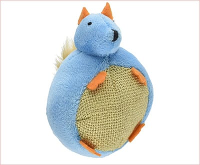 Pudgy Pals' Catnip toy supersize