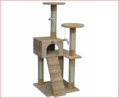 Go Pet Club cat tree furniture condo for cats