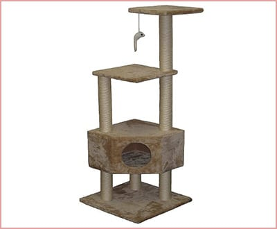Go pet club F32 cat tree condo
