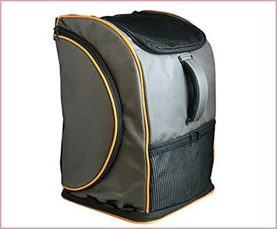 Luxury Lambo pet carrier backpack