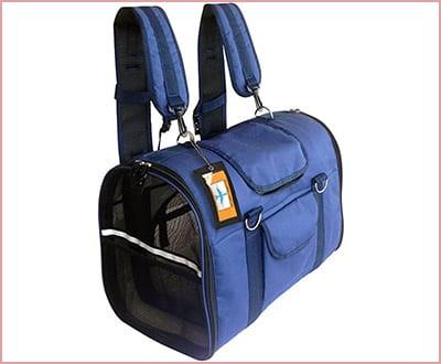 Natuvalle 6 in 1 pet carrier cat backpack