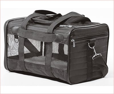 Sherpa Deluxe cat carrier large size