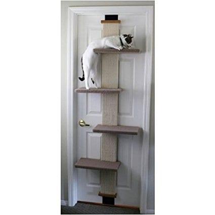 SmartCat multi level cat climber condo