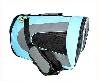 The Pet Magasin Luxury soft sided carrier