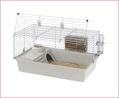 Ferplast pig cage in grey