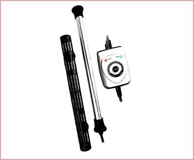 Finnex electronic controller aquarium titanium tube with heater for fish tanks