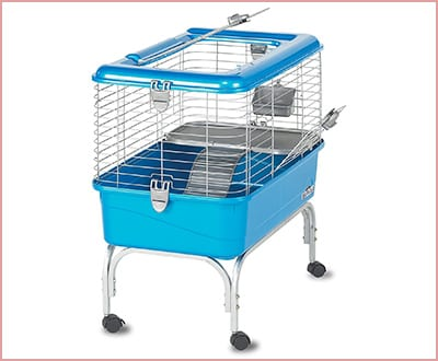 Kaytee Defined guinea pig cage with top and front door