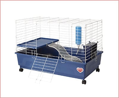 Kaytee Home EZ clean guinea pig cage with large access door