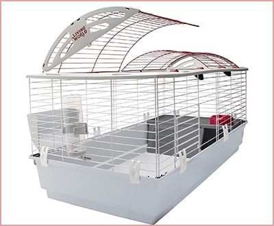 Living World deluxe habitat guinea cage