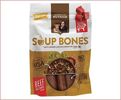 Rachel Ray Nutrish soup bones for dogs
