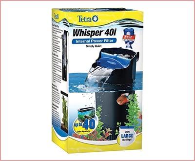 tetra fish tank filter instructions