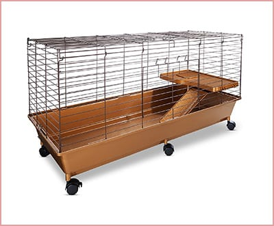 You & Me guinea small animal habitat pig cage