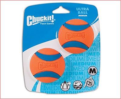 Chuckit! ultra ball dog toys