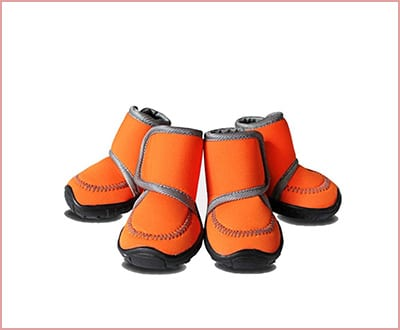 HAVEGET waterproof dog boots