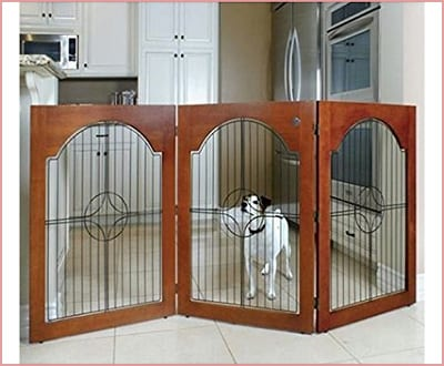 Majestic pet universal free standing dog gate