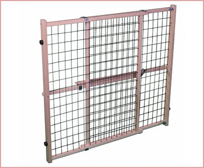 North Gates MyPet wire mesh dog gate