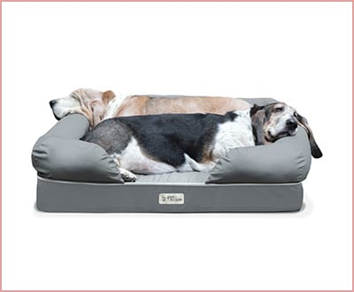 PetFusion Utimate pet lounge dog bed