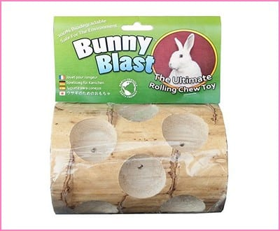 Bunny Blast Yucca Chew