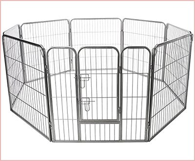 OxGord pet exercise pen