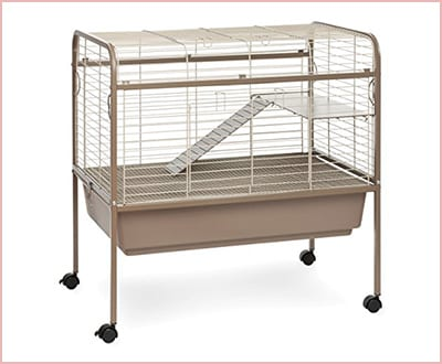7 Best Indoor Rabbit Hutches, Pens, and Cages (Updated) - Toy Pet