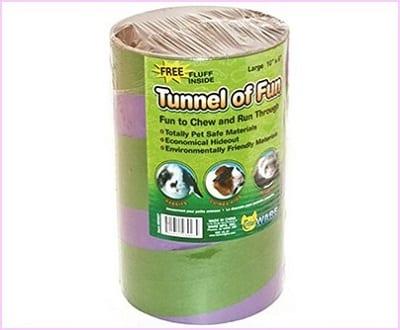 Tunnel de fabrication d'articles