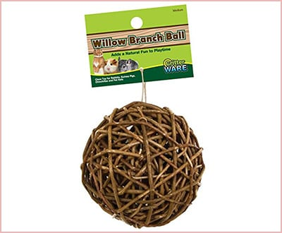 Ware manufacturing willow ball
