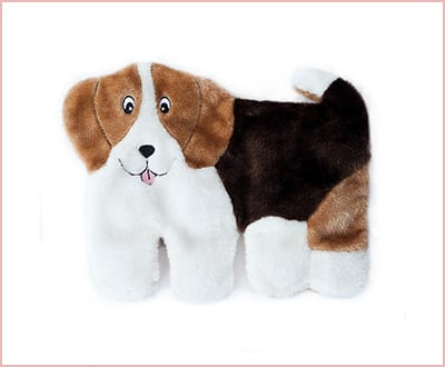 Zippypaws plush toy