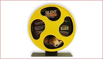 "Silent Runner 9"" - Pet Exercise Wheel"