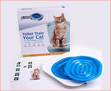Zehui cat toilet training kit