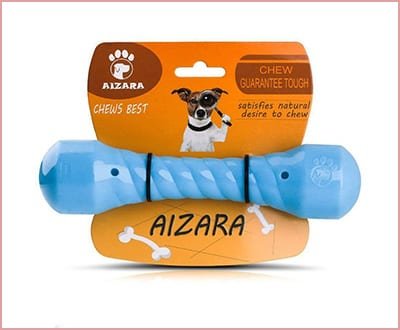 Aizara Durable Pitbull Chew Toys