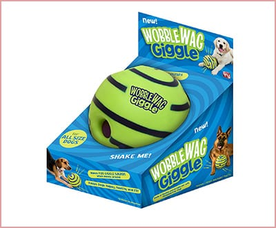 Allstar Innovations Wobble Ball Toys for Chihuahuas