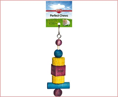 Best Kaytee Perfect Chew Toys for Hamsters