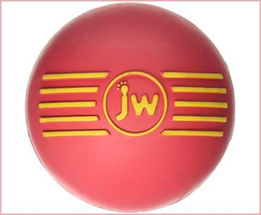 JW pet company iSqueak Rubber Dog Toys