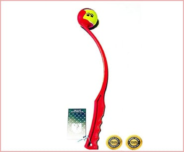 Best Yummy Paws Dog Ball Launcher