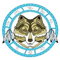 logo for many tears animal rescue