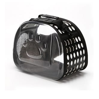 petcute transparent outdoor best pet carrier