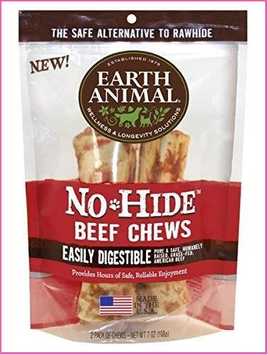 Earth Animal No Hide Beef Chews
