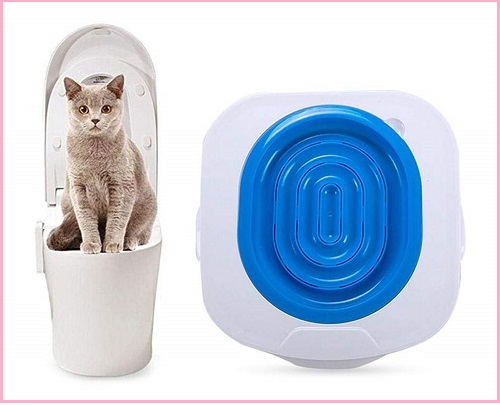 KOBWA Cat Toilet Training Kit