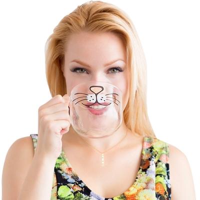 Nacisse Cat Beard Mug