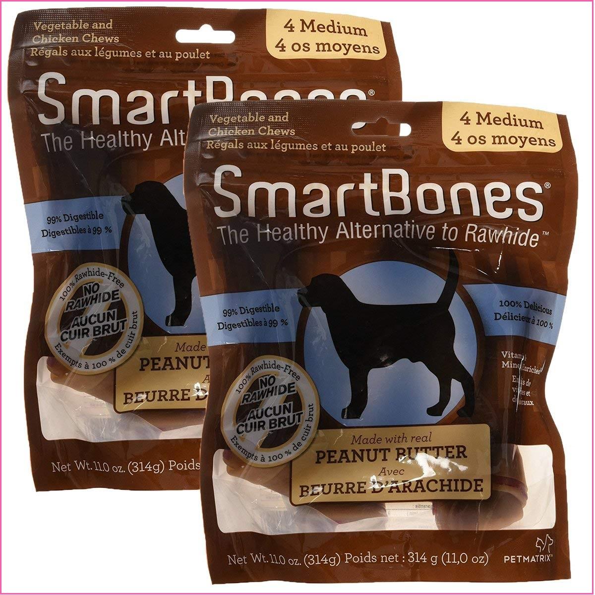 SmartBones Peanut Butter Dog Chew