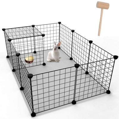 YOUKE Pet Playpen