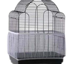 pranovo Bird Cage Seed Catcher Seeds Guard Parrot